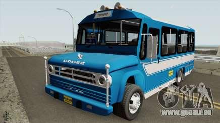 Dodge 300 Buseta pour GTA San Andreas