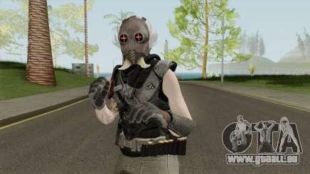 GTA Online Arena War Skin 3 pour GTA San Andreas