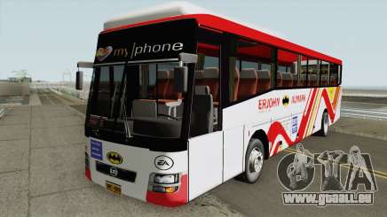 Philippine BUS Erjohn and Almark pour GTA San Andreas