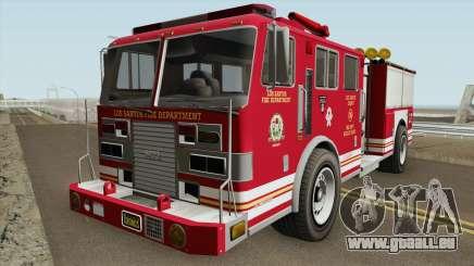 MTL Firetruck GTA V pour GTA San Andreas