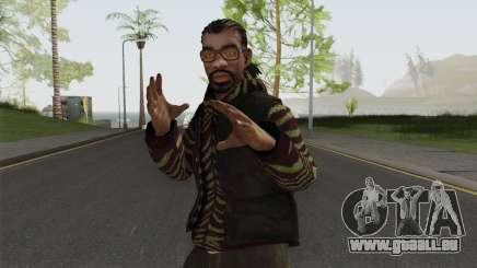 Little Jacob - Zebra Jacket (IV) pour GTA San Andreas