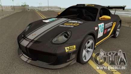 Porsche Cayman S 2006 pour GTA San Andreas