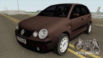 Volkswagen Polo Mk4 2002 pour GTA San Andreas