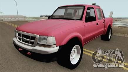 Ford Ranger 2000 pour GTA San Andreas