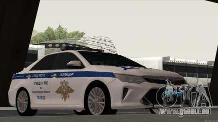 Toyota Camry 2015 la police de la circulation pour GTA San Andreas