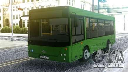 MAZ 206 Bus pour GTA San Andreas