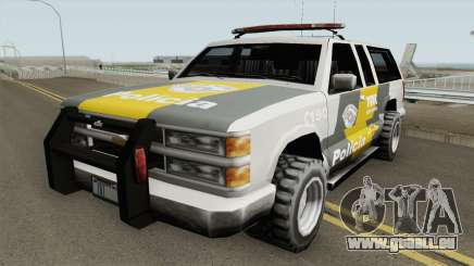 Policia Rodoviaria SP (Federal) TCG für GTA San Andreas