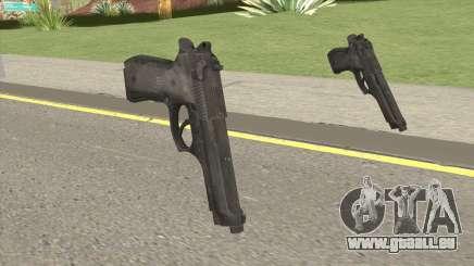Rekoil Beretta M9 pour GTA San Andreas