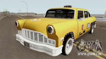 Cabbie Remasterizado für GTA San Andreas