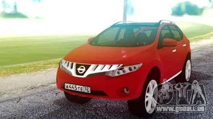 Nissan Murano pour GTA San Andreas