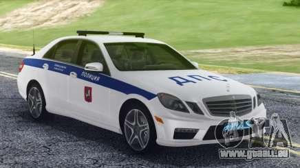 Mercedes-Benz E63 W212 Police für GTA San Andreas