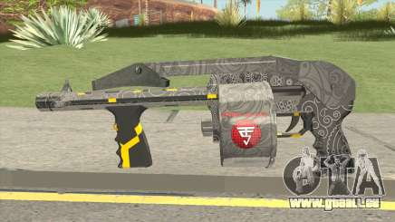 Shotgun (Special Troop) pour GTA San Andreas
