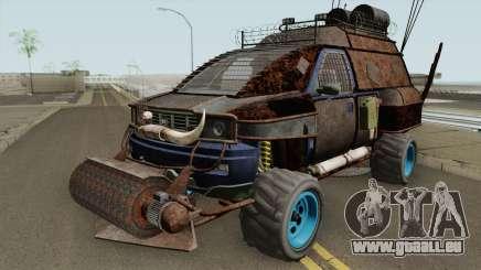 Declasse Brutus Apocalypse GTA V IVF pour GTA San Andreas
