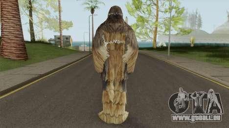 New Bigfoot Skin pour GTA San Andreas