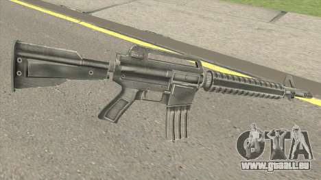M4 Remastered pour GTA San Andreas