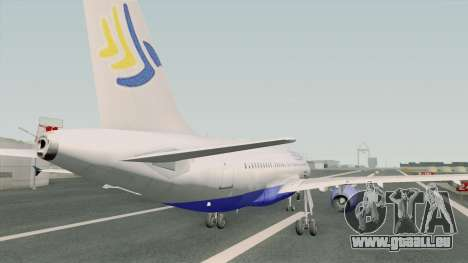 FLYBOSNIA Airbus A319 V2 pour GTA San Andreas