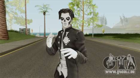 Papa Emeritus lll From Ghost Band pour GTA San Andreas