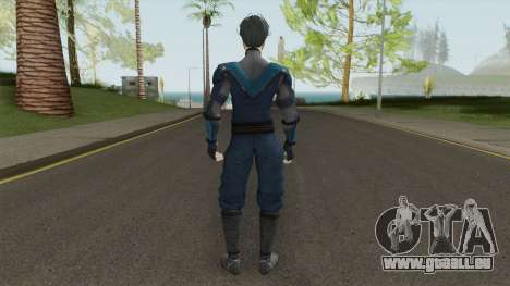 Nitghtwing Ninja From IGAUM pour GTA San Andreas