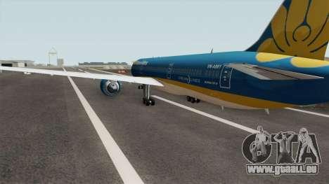 Boeing 787-9 Dreamliner Vietnam Airlines pour GTA San Andreas