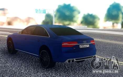 Audi S8 pour GTA San Andreas