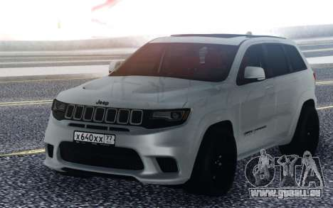 Jeep Grand Cherokee pour GTA San Andreas
