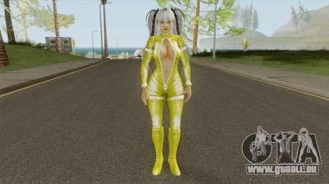 Mai V2 (Walk Style) pour GTA San Andreas