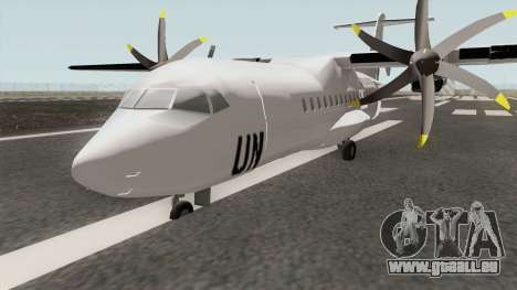 ATR 42-500 United Nations pour GTA San Andreas