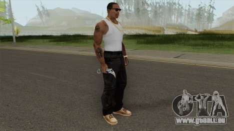 Knife (Monster Skin) für GTA San Andreas