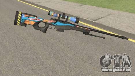 Sniper Rifle (Monster Skin) pour GTA San Andreas