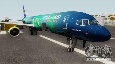 Boeing 757-200 RB211 Icelandair pour GTA San Andreas