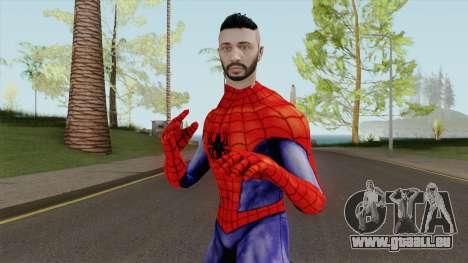 Skin Random 130 (Outfit Spiderman) pour GTA San Andreas