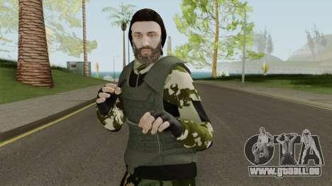 Skin Random 139 (Outfit Military) für GTA San Andreas