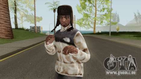 Skin Random 136 (Outfit North Face) pour GTA San Andreas