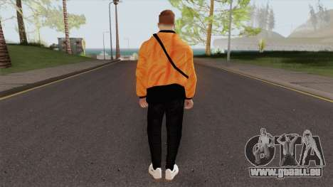Gordinho Do Outfit V1 pour GTA San Andreas