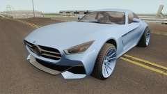 Benefactor Schlagen GT GTA V HQ für GTA San Andreas