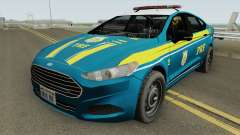Ford Fusion Policia Rodoviaria Federal pour GTA San Andreas