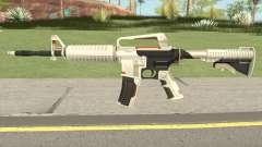 CS:GO M4A1 (Mecha Industries Skin) pour GTA San Andreas