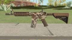 CS-GO M4A4 Desert Storm pour GTA San Andreas