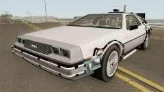DeLorean DMC-12 (Back To The Future) für GTA San Andreas