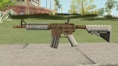 CS-GO M4A4 Royal Paladin für GTA San Andreas