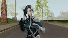 Marvel Future Fight - Luna Snow (Andromeda) für GTA San Andreas