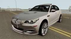 BMW M5 E60 PM pour GTA San Andreas