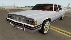 Cadillac Fleetwood Hearse (Romero Style) v1 1985