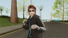 Random Skin 1 (With Glasses) pour GTA San Andreas