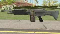 Combat MG (Default Mag) GTA V pour GTA San Andreas