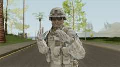 Marine Skin V1 From Spec Ops: The Line pour GTA San Andreas