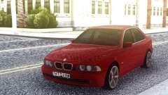 BMW 525i 5-Speed 2003 pour GTA San Andreas