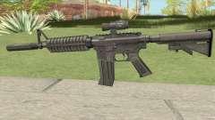 Assault Rifle GTA Online pour GTA San Andreas