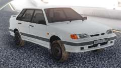 2115 Blanc De Vidange pour GTA San Andreas
