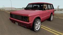 Land Rover Range Rover (Huntley Edit) SA Style für GTA San Andreas